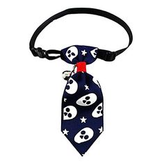 Simple Tie Shape Collar for Cat Dog(Assorted Color) – USD $ 7.59