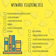 Wyzwanie książkowe.  Find me on Instagram @tanczaca My Singing, Organize Your Life, Reading Challenge, Book Worms, Life Lessons, Books To Read, Life Hacks, Challenges, Bullet Journal