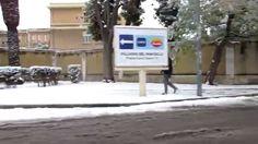 Neve a Bari (Puglia) 31 Dicembre 2014