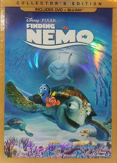 Disneys - Finding Nemo  -  DVD & Blu-ray