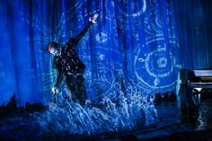 """""""Synetic Theater is up to its old tricks. Which, of course, is very good news. It's added a few new tricks, too, in its never-ending quest for acrobatic dazzle, with a wet-and-wild version of """"The Tempest"""" — the ninth time the company has thumbed through Shakespeare's plays to find one it can make sing without words."""" -Peter Marks, The Washington Post  (Read More by Clicking Link Below)"""