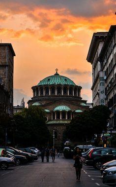 St. Nedelya church, Sofia, Bulgaria