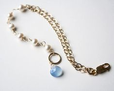 bridesmaid gemstone bracelet