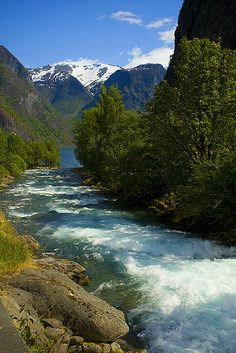 Undredal, Norway by Melissa Toledo