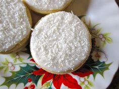 SNOW COOKIES, an LA Times Top Ten Holiday Cookie Bakeoff Favorite (Winner)