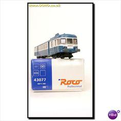 Just listed - ROCO 43077 - FRENCH SNCF CLASS X 2800 AUTORAIL DIESEL RAILCAR No.2857- DCC READY on eBid United Kingdom