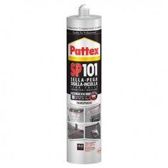 Pattex bagno sano stop muffa silicone colore bianco cartuccia ml 300 henkel - Bagno sano pattex ...