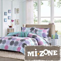Mi Zone Audrina 3-piece Comforter Set