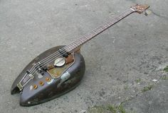 Motorcycle Gas Tank Bass