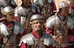 A Roman Legion in Modern Jerash, Jordan | Flickr - Photo Sharing!