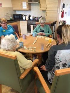 Café open for business - Springhill Care Home