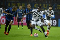 @Juventus Paul Pogba e Álvaro Morata contro l'Inter #9ine