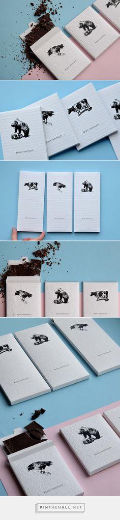 WRITER'S CHOCOLATE Designed by Linas Bakutis