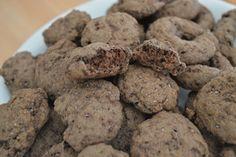 Biscotti riso e carruba (Veganblog.it)