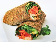 Wrawp Spicy Raw Vegan Flatbread, 45 cal/each, made from fruits and vegetables, gluten-free, wrawp.com, $9