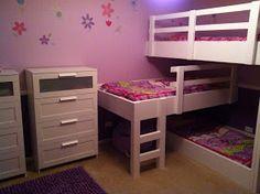 ...: Triple Bunk Beds