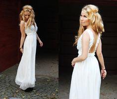 Lookbookstore Dress, Verlocke Hair Jewelry