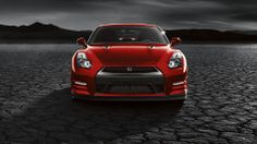 The GT-R looks pretty good with a bow on it. Talk about the perfect holiday gift!
