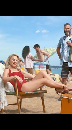 While the commercial shows off various fantastic attractions, the country is currently battling bushfires. Kylie Minogue, Dannii Minogue, Australian Tennis Players, Best Adverts, Cricket Match, Red Swimsuit, Visit Australia, Bad Timing, Dancing With The Stars