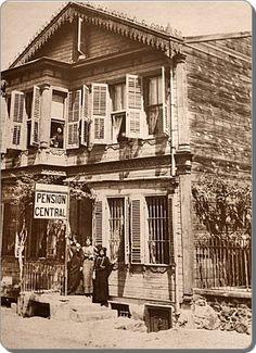 Heybeliada Merkez Pansiyon - 1910 lar