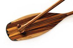 Our Minnesota canoe paddle.