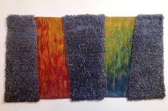 Rya Rug, Wool Rug, Open Weave, Loom, Weaving, Knitting, Rugs, Wall, Design