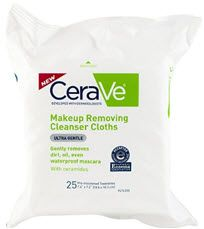 CeraVe Makeup Removing Cleansing Cloths for $3.74 at CVS (3/19)