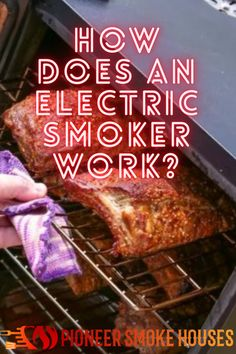 Why are electric smokers so popular? The answer is simple; they create less mess, smoke, and fuss. They also take less time and cause less hassle. Some feel that an electric smoker doesn't have the character, capacity, or effect that charcoal and propane smokers have, but that is because the whole smoking process is more clinical when you use an electric smoker. Propane Smokers, Smoke Bbq, Smoking, Charcoal, Electric, Popular, Create, Simple, Character