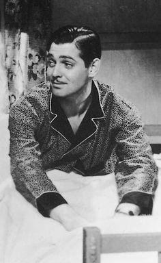Clark Gable in 'It Happened One Night' --  Costume Designer: Robert Kalloch
