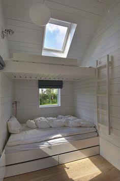 Summerhouse in Denmark by JVA Architects | Remodelista
