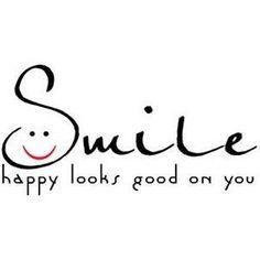 happy looks good on everyone!