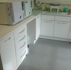 Decontamination room design and installation by Wright Health Group