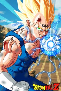 There is goku's transformation in Super saiyan god super saiyan. I like the blue hair concept