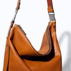 Imagen 5 de SACA ADORNOS METÁLICOS de Zara Fashion Bags, Womens Fashion, Zara Bags, Zara Women, Bucket Bag, Handbags, Purses, Detail, Lady
