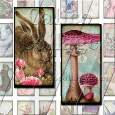 NEW Simply Spring  Instant Download Digital by calicocollage, $4.15