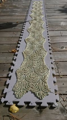 Ravelry: Goldwork pattern by Nancy Marchant