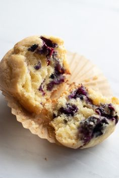 Enjoy these warm, fluffy low FODMAP blueberry muffins for breakfast or dessert. They're made with just 9 ingredients including low FODMAP amounts of blueberries, gluten-free flour, and almond milk. #lowfodmap #muffin #dessert #breakfast Fodmap Breakfast, Paleo Breakfast, Breakfast Recipes, Snack Recipes, Dessert Recipes, Snacks, Desserts, Fodmap Dessert Recipe, Fodmap Recipes