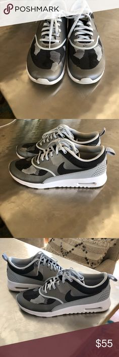 Nike air max Thea Nike air max Thea size 9  Worn once Nike Shoes Athletic Shoes