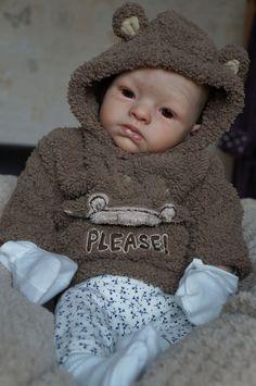 *SDN* Sweet Dreams Nursery Reborn Baby Girl Doll  Delia