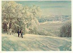 Banner Elk, NC ~ Beech Mountain, Snow