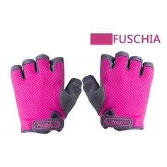 Unisex fitness gloves weight lifting gym sport workout training wrist wrap PDH