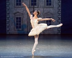 American Ballet Theatre's Misty Copeland in 'The Nutcracker' - Photo by Doug Gifford