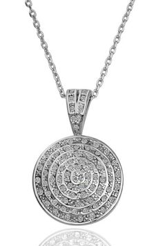 18k gold plated circle necklace only $39.99 on http://starjewls.com/pendants/white-gold-pendants/18k-gold-plated-circle-necklace.html