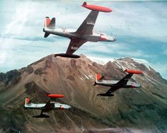 Mexican Air Force | History of the Mexican Air Force: 1945-2012 | Defence Aviation