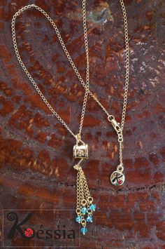 "colar ""regamor"" Késsia acessórios. (62)9319-0159"