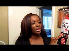 Crochet Braids With the Best straight Hair EVER!!! - YouTube