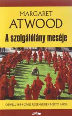 A szolgálólány meséje · Margaret Atwood · Könyv · Moly Margaret Atwood, Film, Bookshelves, Movie, Films, Bookcases, Film Stock, Film Books, Movies