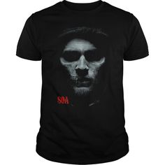 SONS OF ANARCHY SKULL FACE its only 26 $, you can buy it from here  https://www.sunfrog.com/TV%20Shows/Sons-Of-Anarchy-Skull-Face.html?57287