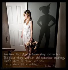 Peter and Wendy :) (I know someone who never read this..how sad)