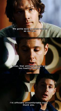 Supernatural | Sam & Dean ❤